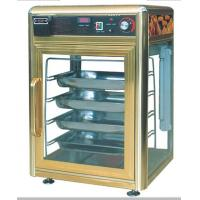 Wholesale Kitchen Shelves Glass Food Warmer Cabinet , Bread / Pizza Warming Cabinet from china suppliers