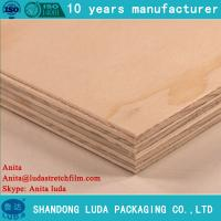 Wholesale Luda 8mm packing plywood with lowest price for India market from china suppliers