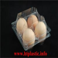 Wholesale transparent PVC egg tray/carton packaging from china suppliers