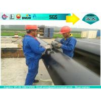 Wholesale Pe Pipe Insulation Tape black , inner wrap anti corrosion tape for pipeline from china suppliers