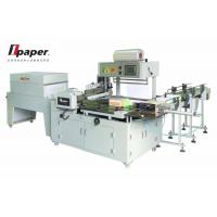 Wholesale POF Center Folded Film Bag Packing Machine  10 - 30 Bags / Minute from china suppliers