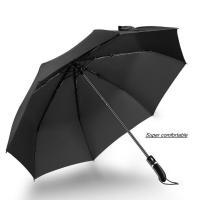 Buy cheap 23 Inch 8 Ribs Durable Compact Windproof Auto Open Close Travel Umbrella with Comfortable Handle from wholesalers