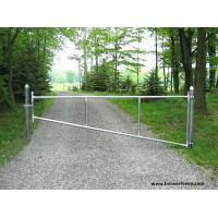 Wholesale CE approved Security mechanical Intelligent best selling swing barrier gate from china suppliers