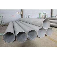 Wholesale Welded Nickel Alloy Pipe Incoloy 825 / UNS N08825 / 2.4858 Nickel Chromium Iron Alloy from china suppliers