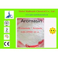 Wholesale 107868-30-4 Breast Cancer Steroids Cycles For Cutting Exemestane / Aromasin from china suppliers