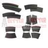 Buy cheap BETTER BRAKE PAD BRAKE PLATE BRAKE BLOCK FOR PSZ PSK HYDRAULIC DISC BRAKE SYSTEM from wholesalers