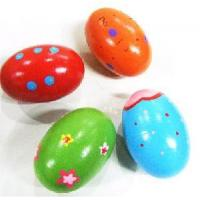 Wholesale Wooden Egg Shakers from china suppliers