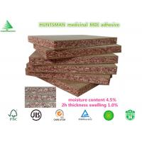 Wholesale FSC certified China manufacturer wholesale cheap no-added formaldehyde healthy eco-friendly 18mm plain particle board from china suppliers