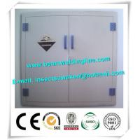 Wholesale PP Fire Resistant File Cabinet For Hydrochloric / Sulfuric / Nitric Acid Storage Cabinets from china suppliers