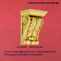 Wholesale Construction material/European PU exotic corbels from china suppliers