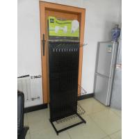 Wholesale Portable Peg Hook Free Standing Coat Rack / Bracket For Retail Store from china suppliers