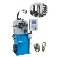 Quality 2 Axis Control Coil Spring Machine Unlimited Feeding Length For Tapered Springs for sale