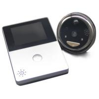Wholesale 720P doorbell security camera wifi peephole video doorbell with wide angel 120 degreed from china suppliers