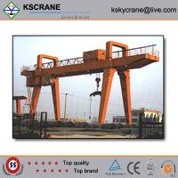 Wholesale High Working Efficiency Rubber Tyred Container Gantry Crane from china suppliers