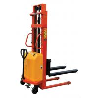 Wholesale Semi electric stackers widely use in warehouse or super market from china suppliers