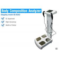 Wholesale Fat Monitoring / Body Composition Analyzer Machine , Body Fat Percentage Measurement Device from china suppliers
