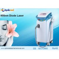 Wholesale Strong Output Diode Laser Body Hair Removal Machine 10HZ 1600W Multi - languages from china suppliers