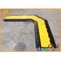 Quality 5 Channel Cable Protector Ramp Guard Dog High Resist Compression Strong Rubber for sale