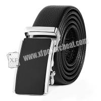 Wholesale Black Leather Belt Camera Poker Scanner For Invisible Bar Codes Marked Playing Cards from china suppliers