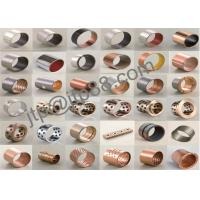 Wholesale High Precision Copper Plating Bronze Sleeve Bearings Various Size from china suppliers