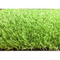 Quality SGS Approved Environmental Artificial Grass Carpet For Landscape Garden Deco With U.V. Resistance PE Pile Content for sale