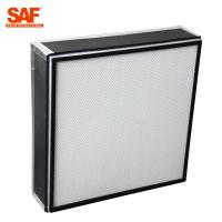 Wholesale Disposable HEPA terminal filter units with Insulation cotton for cleanroom from china suppliers