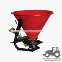 Wholesale Farm equipment tractor 3point seeders sprayers CDR600 from china suppliers