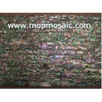 Buy cheap Fine grained New zealand Pink abalone shell laminate from wholesalers