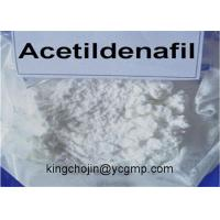 Wholesale Male Enhancement Steroids Acetildenafil ( Hongdenafil ) CAS 831217-01-7 from china suppliers