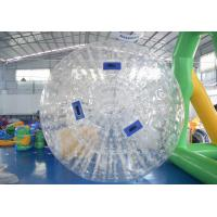 Wholesale 1.0mm TPU Body Zorb Ball Without Harness For Walk On Grassland from china suppliers
