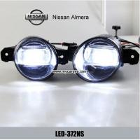 Wholesale Nissan Almera fog light replacement DRL daytime running lights for sale from china suppliers