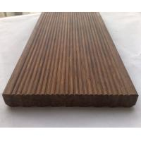Wholesale Carbonized Strand Woven Bamboo Decking, outdoor bamboo decking from china suppliers