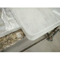 Chinese White Marble Vanity Tops, Orient Bathroom Stone Vanity Tops