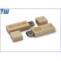 Wholesale Bulk Long Cheap 1GB Thumbdrive Memory Wooden Stick Free Key Ring from china suppliers