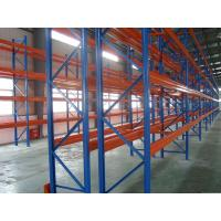 Wholesale Heavy duty Selective steel storage pallet rack systems with spray powder paint from china suppliers