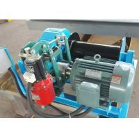 Wholesale CE certification automated cable pulling winch conctruction winch for sale from china suppliers