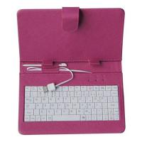 Wholesale 7 Tablet PC USB Keyboard( peach) from china suppliers