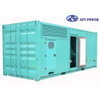 Wholesale Heavy Duty 1000kVA Cummins Diesel Generator / Cummins Power Station from china suppliers