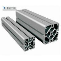 Wholesale Customized extruded aluminum channels 6063-T5 Anodizing ,  Powder Coating from china suppliers