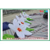 Wholesale Flower Inflatable Lighting Decoration / inflatable Led Decoration from china suppliers