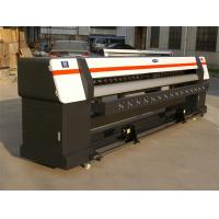 Wholesale 3.2m Europe quality digital inkjet type eco solvent printer dx7 1440dpi for flex vinyl PP indoor and outdoor  printing from china suppliers
