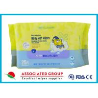 Wholesale Alcohol Free Skin Care Safest Unscented Baby Wipes For Sensitive Skin from china suppliers