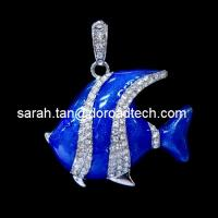 Wholesale Fish Shaped Jewelry USB Flash Drives from china suppliers