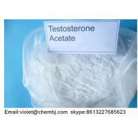 Wholesale 99% Testosterone Acetate CAS 1045-69-8 raw steroid powder for weight loss and bodybuilding from china suppliers
