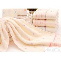 Wholesale Comfortable Different Color Face Wash Towel For Hotel / Beach from china suppliers