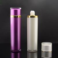 Wholesale 200ml Acrylic Cosmetic Bottle , Empty Cosmetic Bottle For Toner / Lotion And Moisturiser from china suppliers