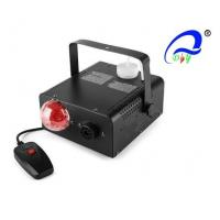 Wholesale 400W Mini Stage Effect Fog Fire Machine Stage smoke machine with LED RGBW Light from china suppliers