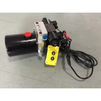 Wholesale Electric Driven Double Acting Hydraulic Power Units 12V With 800W Motor from china suppliers