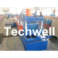 Wholesale 80-300mm C Profile Roll Forming Machine, C Profile Forming Machine from china suppliers