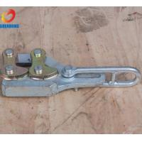 Wholesale 30KN Cable Pulling Clamp Earthwire Crip for power construction from china suppliers